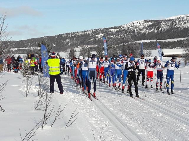 Heimfjelløpet 2018